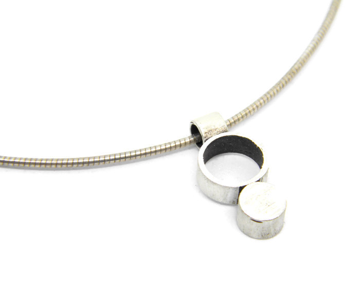 Picture of minimalism necklace