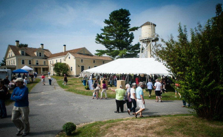31st Laudholm Nature Crafts Festival – Maine Made