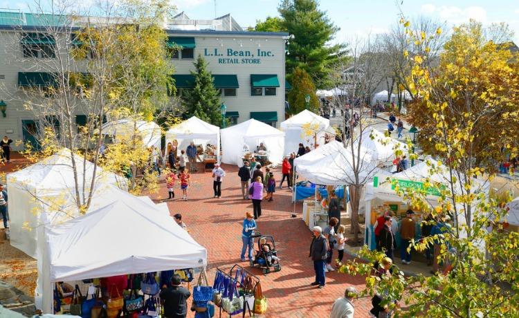 Freeport Fall Festival – Maine Made
