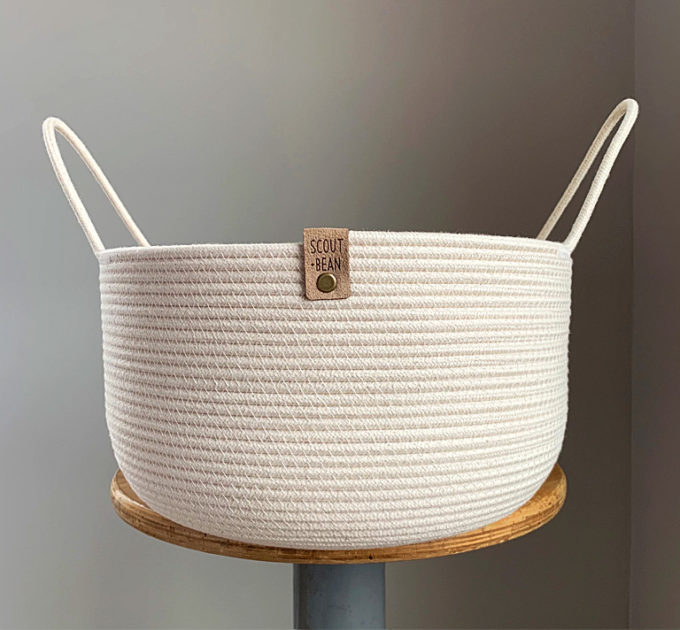 Harvest Basket by Scout + Bean